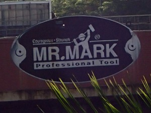 I spied this gem on an overpass coming out of KL. I think I've found my new favourite job title.