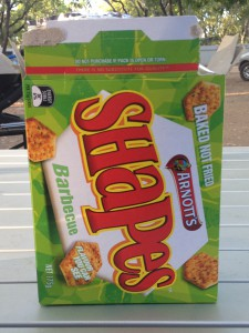 Another old fave: a very Australian snack.