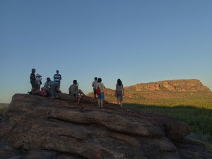 The park rangers in Kakadu run regular walk n talks at various sites through the park, well worth it to better understand the land you are travelling through.