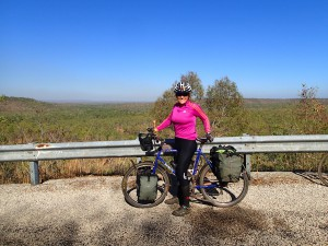 Leaving Kakadu NP. Stunning views out over the savannah woodlands. I'll be back!