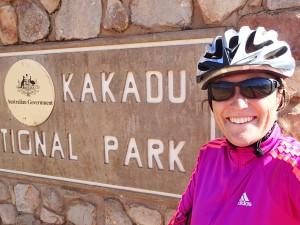 At Kakadu National Park! Woo hoo!!