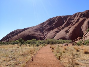 Another look at Uluru